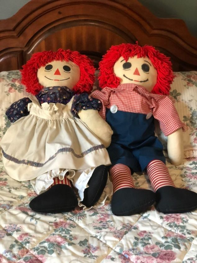 q my grandmother made these for me 42 years ago they are very precious t