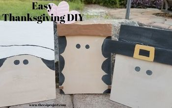 Easy Thanksgiving DIY