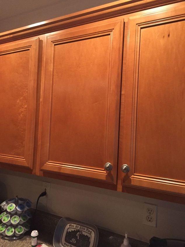 Best Upgrade For Maple Kitchen Cabinets Hometalk
