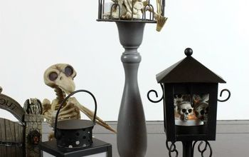 Spooky Lanterns: Quick Halloween Projects