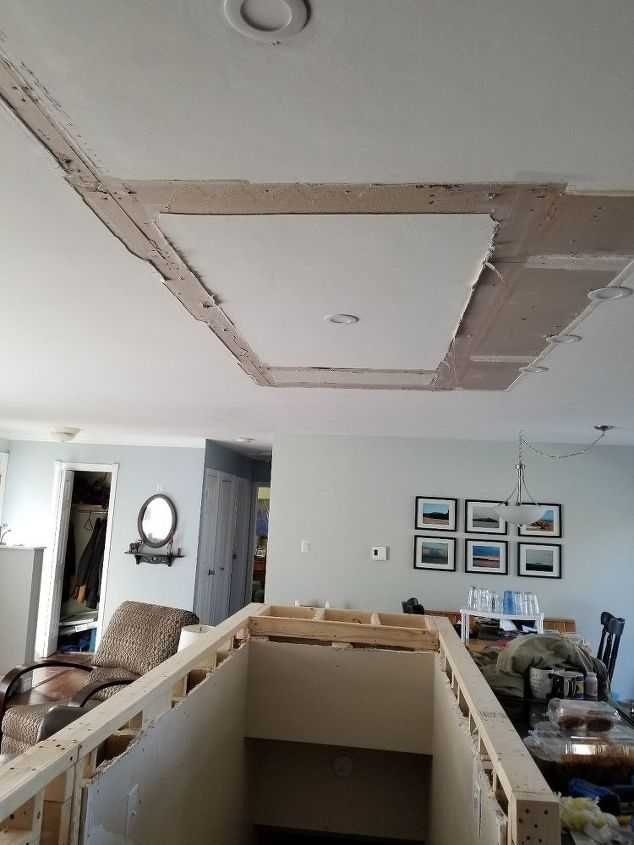 q looking for a ceiling fix