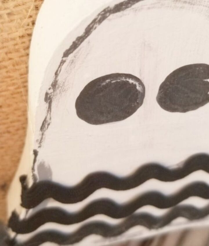 easy halloween ghost diy