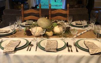 thanksgivings past
