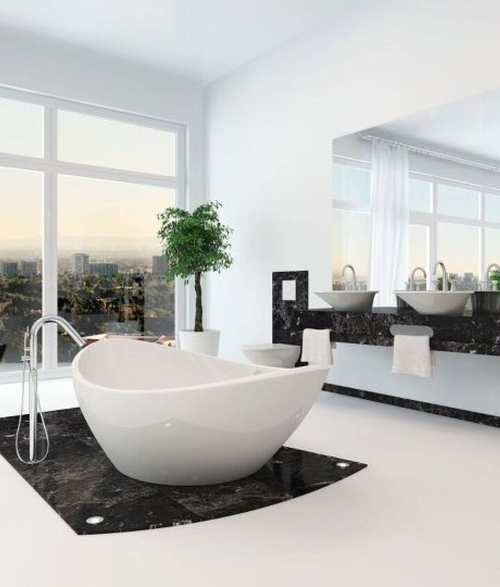how to turn your bathroom in personal wellness oasis