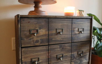 IKEA Rast Dresser Turned Apothecary Chest