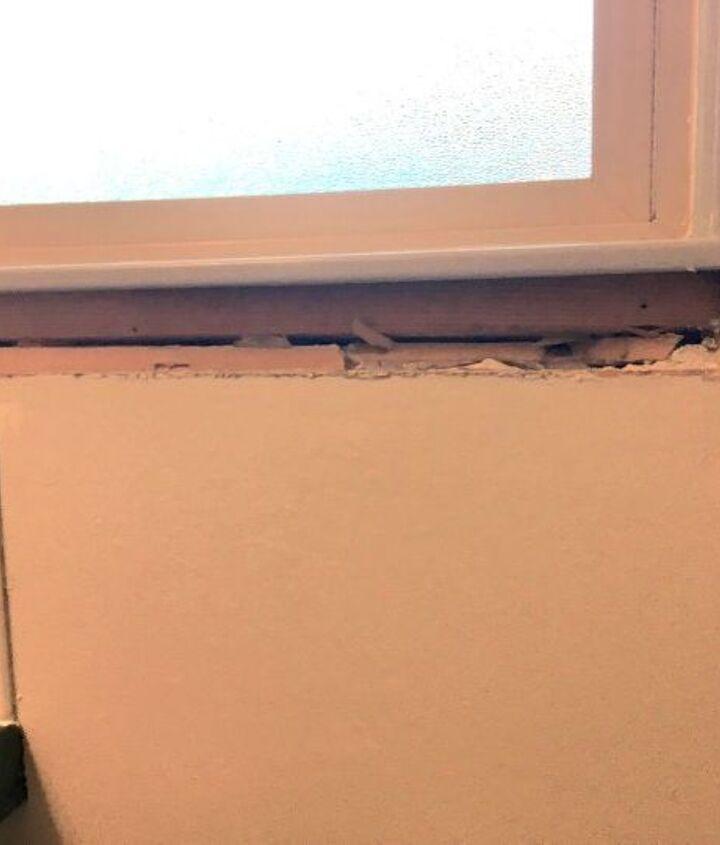 updating some window trim