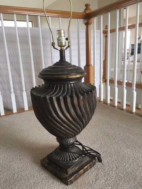 q how can i update this table lamp