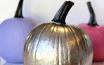 black stem pumpkins