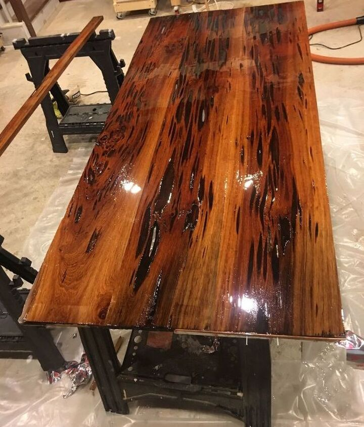 how to make a reclaimed wood dining table