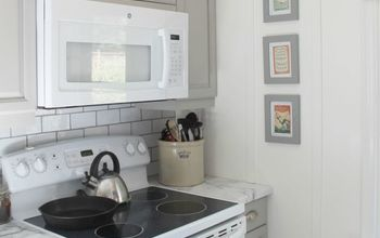 hack your kitchen for an over the range microwave