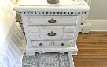 nightstand gets a facelift