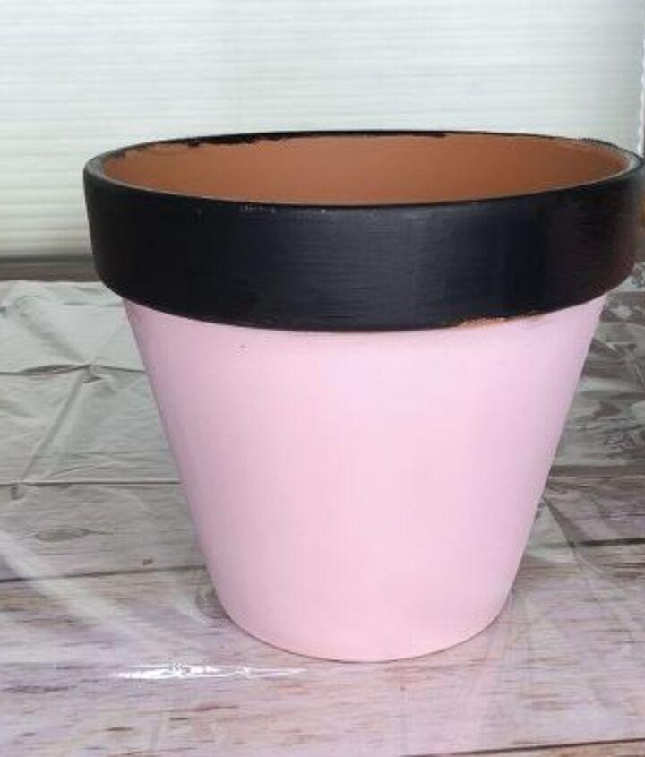 flower pot nutcracker solider