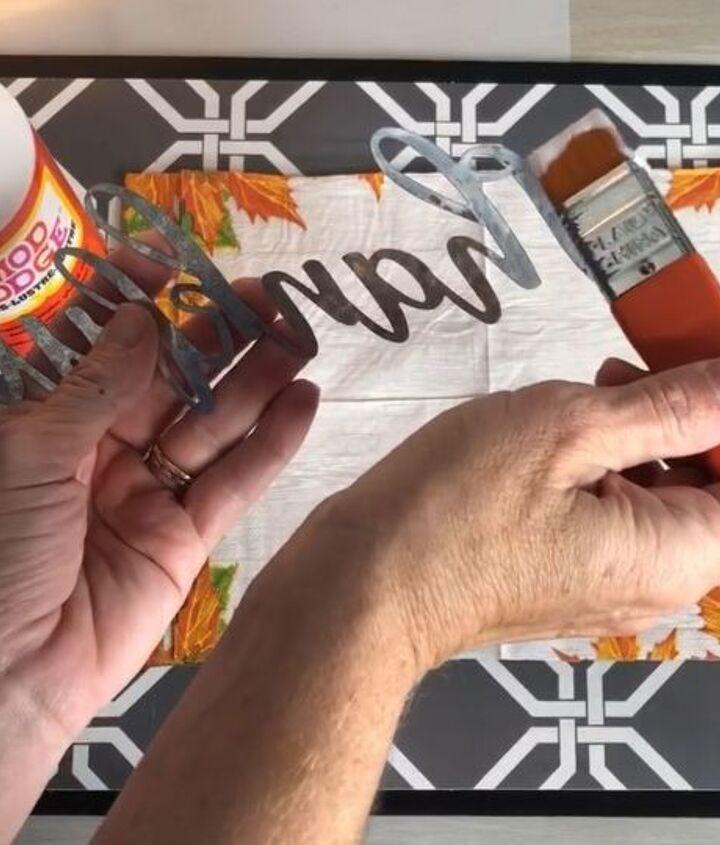 dry erase thankful board