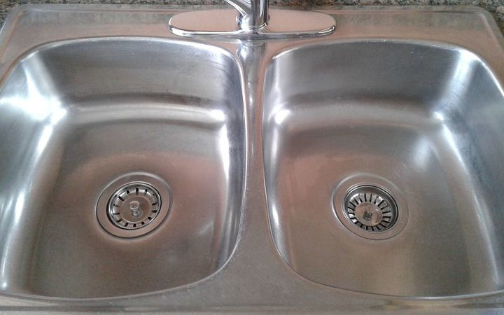 How to Clean Your Kitchen Sink Using Green Products DIY ...