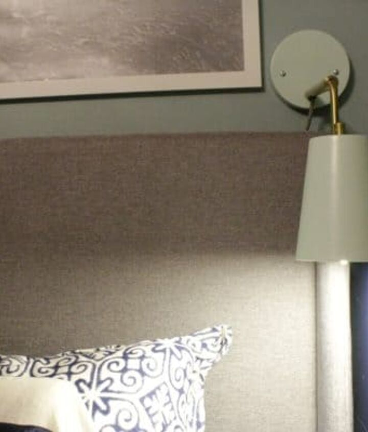 how to hack desk lamps into diy wall sconces
