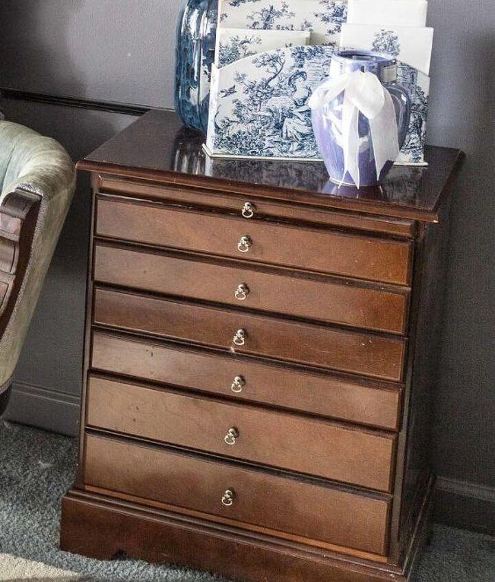 nightstand end table make over
