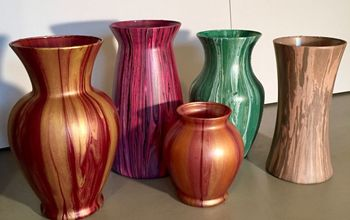 Vase: From Plain to Fabulous