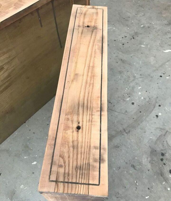 Gorgeous Wood Underneath Veneer