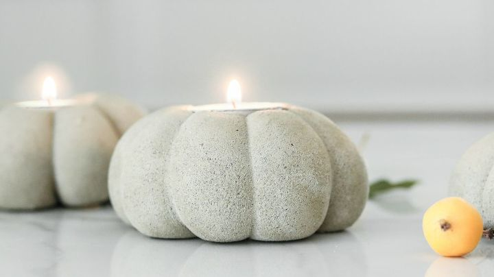 pumpkin candles in 35 minutes