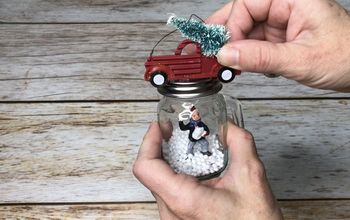 Salt & Pepper Shaker Ornaments