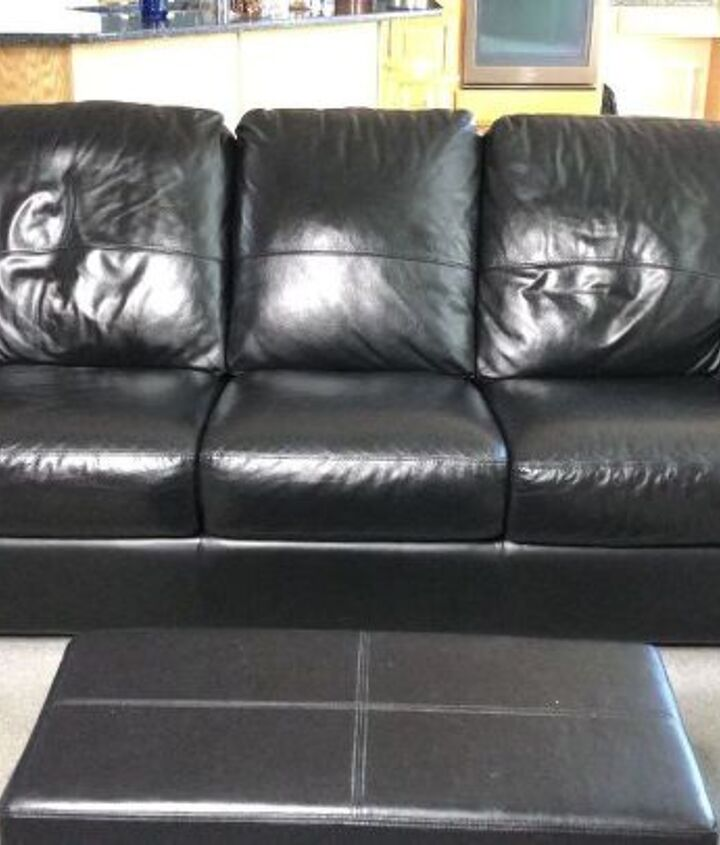 cleaning your leather couch