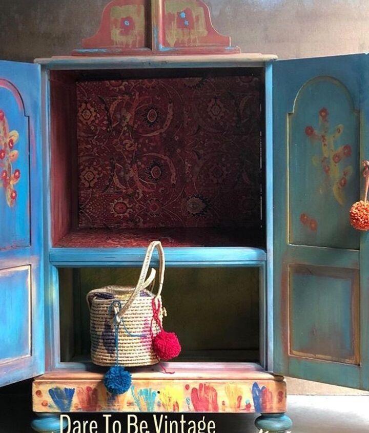 moroccan cabinet
