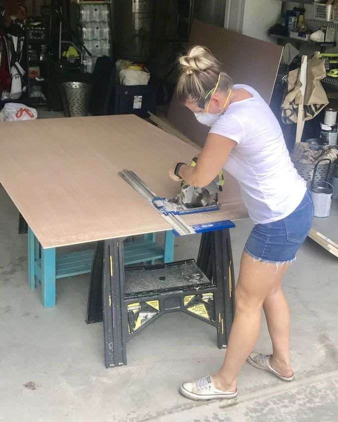 How To Shiplap Board And Batten Wall DIY