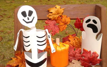 diy pvc pipe halloween decor