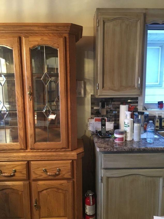 q what colour should i paint my cabinets