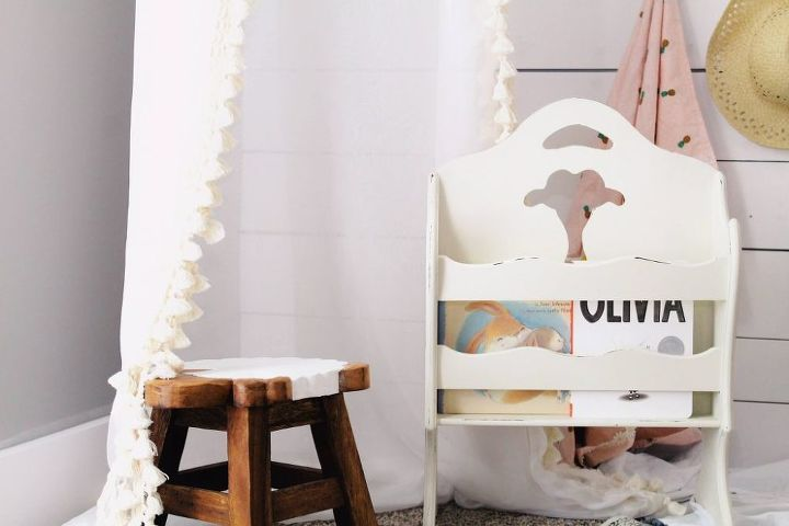 diy kid s reading nook