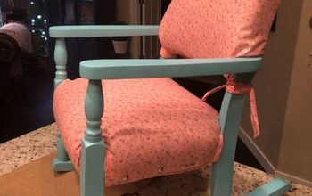 sweet little rocking chair
