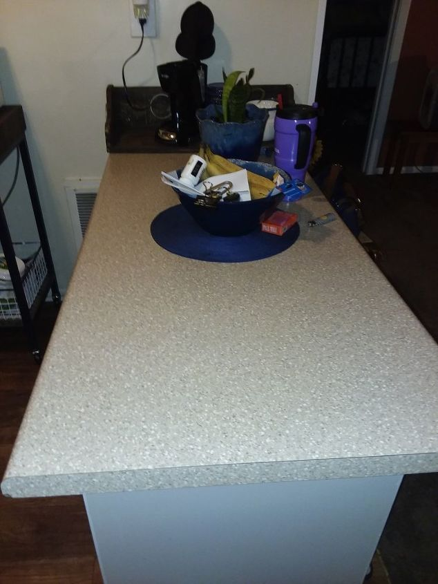 How Can I Spray Paint Over A Formica Countertop Hometalk