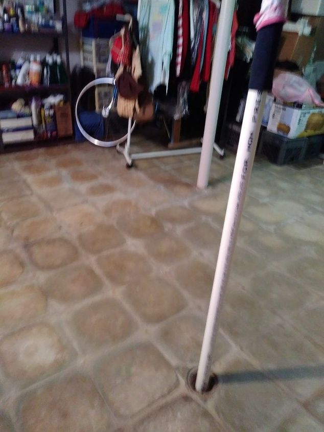 q what a garage floor paint be better in a basement that has flooded