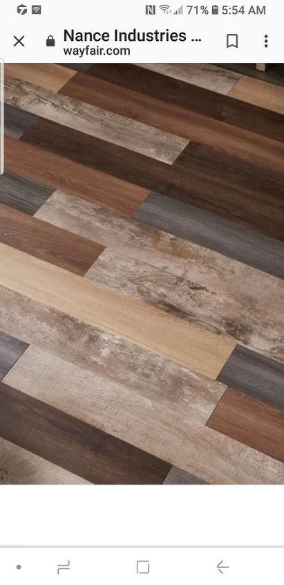 Install Multi Color Vinyl Flooring, Multi Colored Laminate Flooring