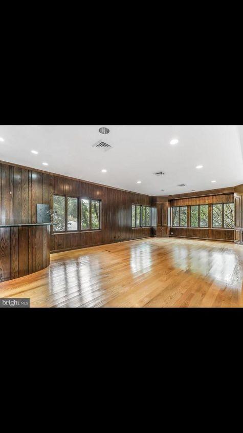 q wood paneling help
