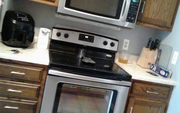 Kitchen Transformation for Under $400