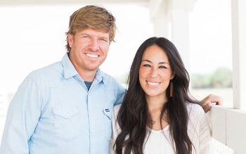if chip and joanna gaines were coming to your house
