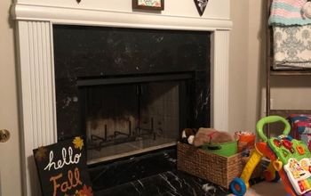 q how do i cover up my fireplace for child safety