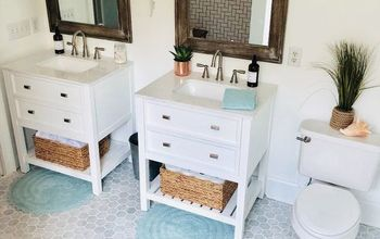 6 Unexpected Bathroom Makeover Ideas