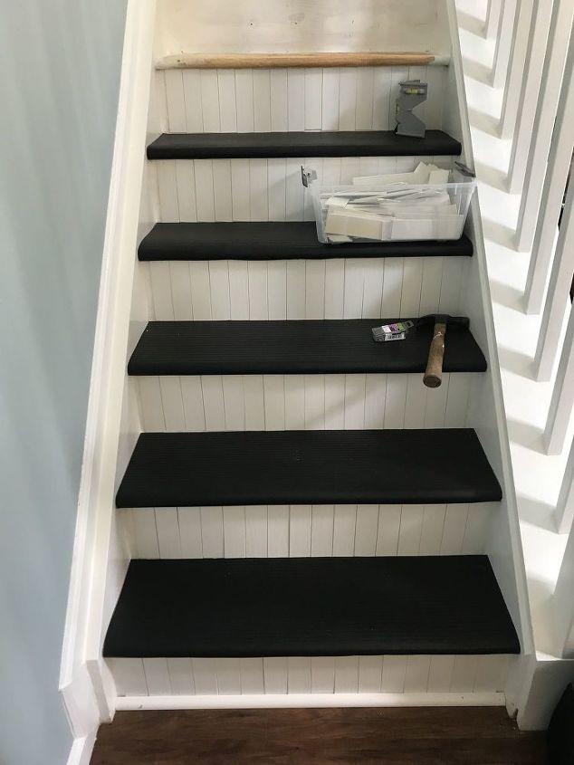 slip free stairs