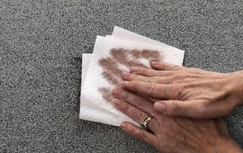 2 ingredient carpet spot cleaner