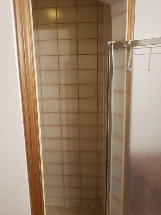 q fix up a tiled shower without tearing it down