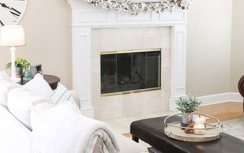 styling your mantle in the minimalist style