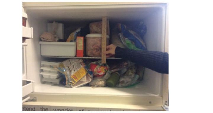 how to organise your freezer in 4 easy steps