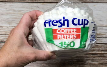 Grab 150 Coffee Filters for These Gorgeous Holiday Decor Ideas!