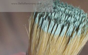 My Favorite All Natural Paint Brush Cleaner