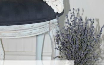 HOW TO TRANSFORM YOUR FURNITURE BY PAINTING FABRIC