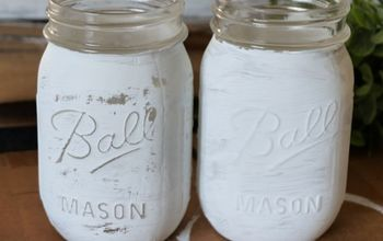 Rustic Mason Jar Decor You Can Make in Minutes