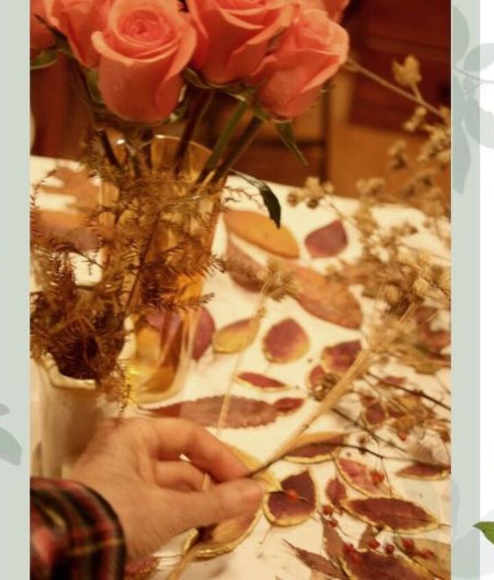 Replace dried leaves with waxed leaves.
