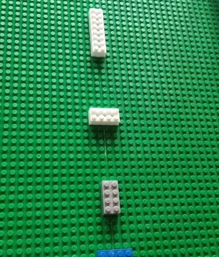 mid century modern lego table
